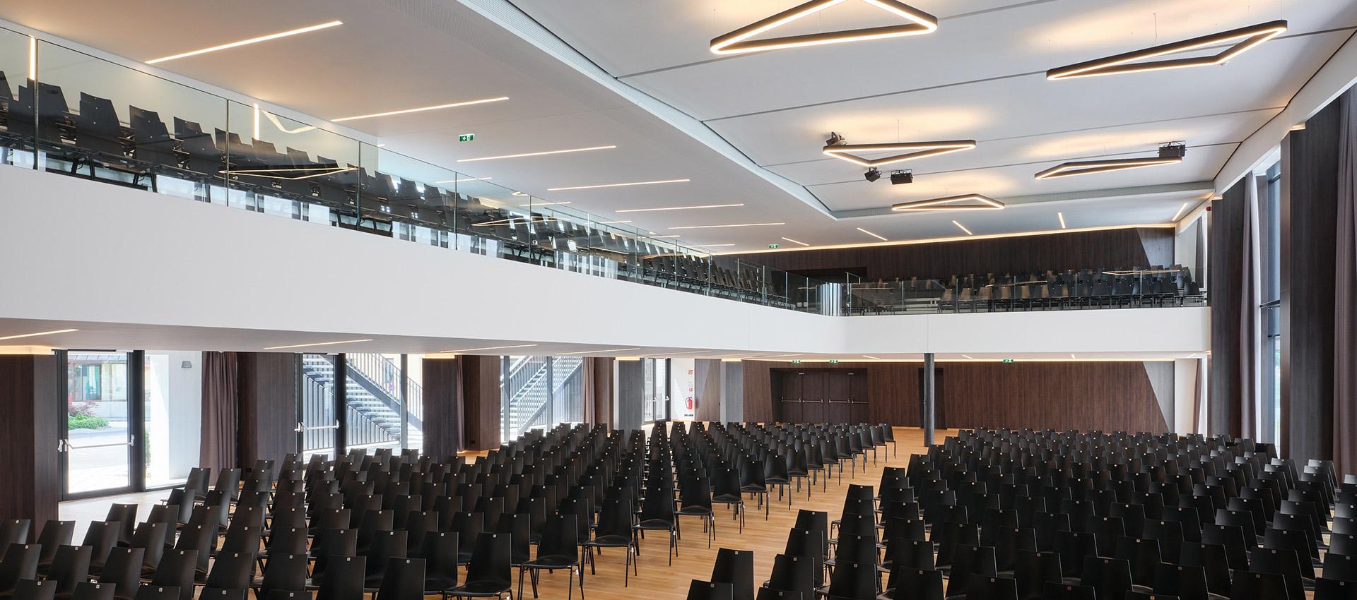 Stadthalle-Ybbs-Saal