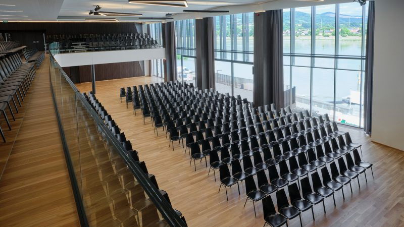 Stadthalle-Ybbs-Aussicht-Galerie